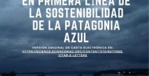 Pueblos Indígenas en la Primera Línea de la Sostenibilidad de la Patagonia Azul