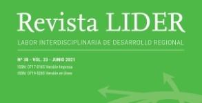 Territorios en transformación: Nueva edición Número 38 de Revista LÍDER